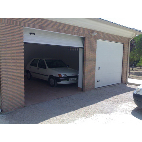 Puedo manipular mi puerta de garaje puertas sesamo - Mecanismo puerta garaje ...